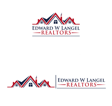Edward W Langel Realtors A Logo, Monogram, or Icon  Draft # 469 by pay323