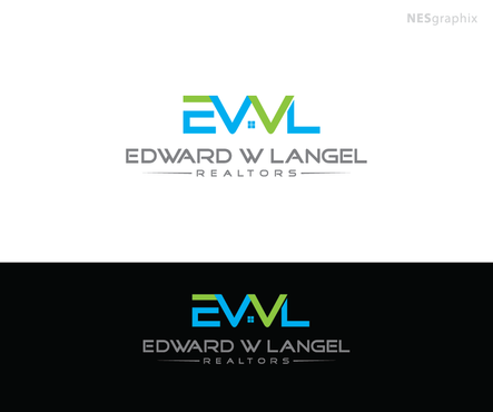 Edward W Langel Realtors A Logo, Monogram, or Icon  Draft # 476 by nesgraphix