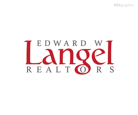 Edward W Langel Realtors A Logo, Monogram, or Icon  Draft # 493 by nesgraphix