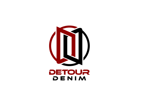 Detour Denim A Logo, Monogram, or Icon  Draft # 491 by falconisty