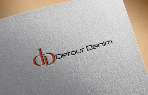 Detour Denim A Logo, Monogram, or Icon  Draft # 499 by sameerqazi1