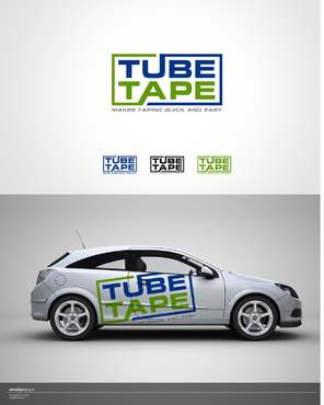 Tube Tape A Logo, Monogram, or Icon  Draft # 114 by alocelja