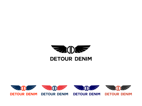 Detour Denim A Logo, Monogram, or Icon  Draft # 509 by ammarsgd