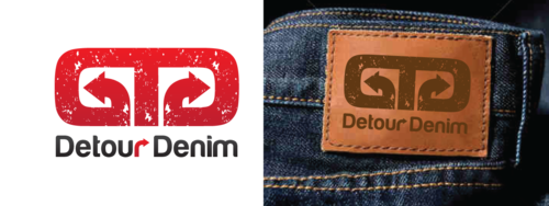 Detour Denim A Logo, Monogram, or Icon  Draft # 519 by anijams