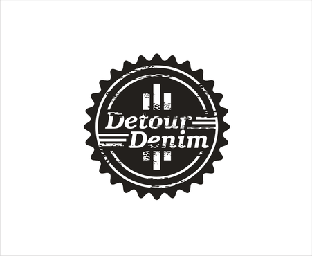 Detour Denim A Logo, Monogram, or Icon  Draft # 529 by otakatik