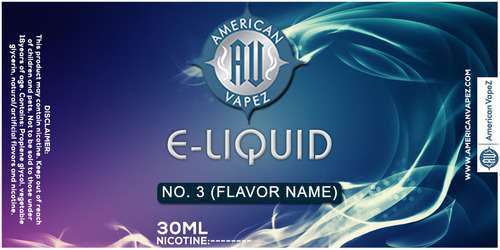 E-Liquid Other  Draft # 11 by adizzz