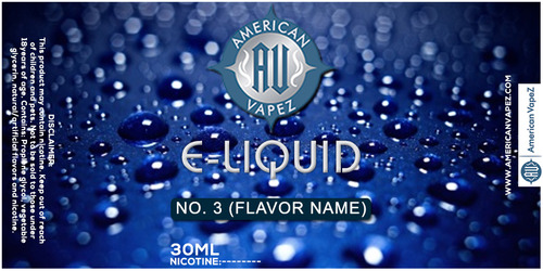 E-Liquid Other  Draft # 12 by adizzz