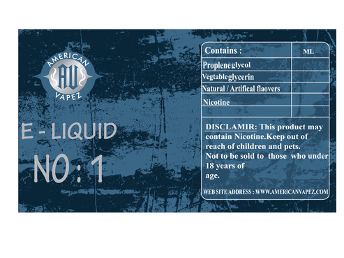 E-Liquid Other  Draft # 13 by Gates26
