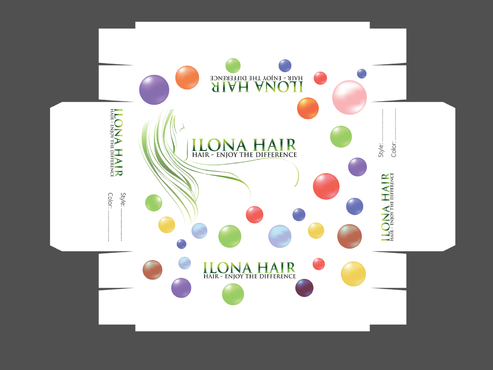 ILONA HAIR Other Winning Design by pivotal
