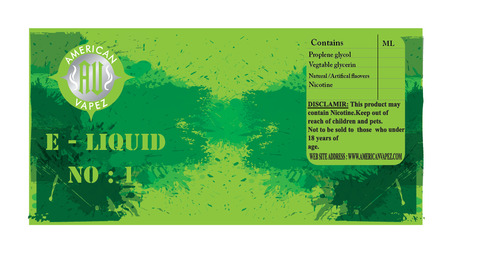 E-Liquid Other  Draft # 14 by Gates26