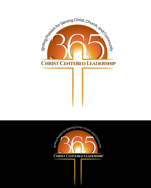 365 Christ Centered Leadership Logo Winning Design by rooster