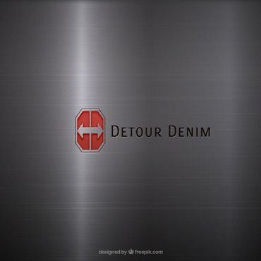 Detour Denim A Logo, Monogram, or Icon  Draft # 541 by sameerqazi1