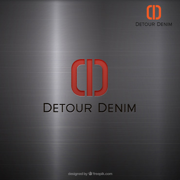 Detour Denim A Logo, Monogram, or Icon  Draft # 542 by sameerqazi1