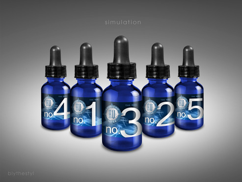 E-Liquid Other  Draft # 22 by blythestyl