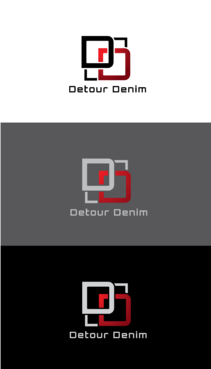 Detour Denim A Logo, Monogram, or Icon  Draft # 555 by JoseLuiz