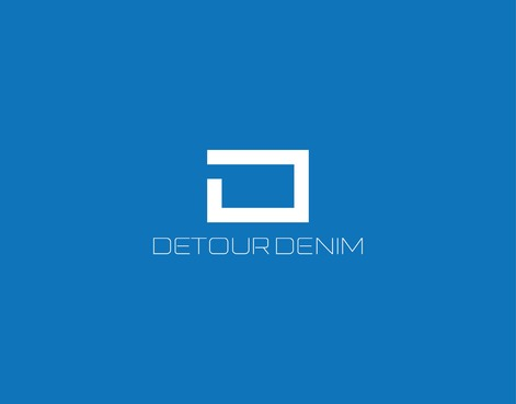 Detour Denim A Logo, Monogram, or Icon  Draft # 564 by Abdul700