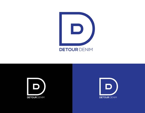 Detour Denim A Logo, Monogram, or Icon  Draft # 565 by Abdul700