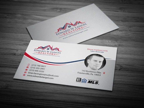 Business Card Business Cards and Stationery  Draft # 144 by jameelbukhari