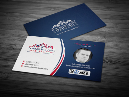 Business Card Business Cards and Stationery  Draft # 145 by jameelbukhari