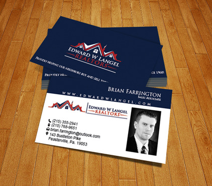 Business Card Business Cards and Stationery  Draft # 146 by raza1ahmed