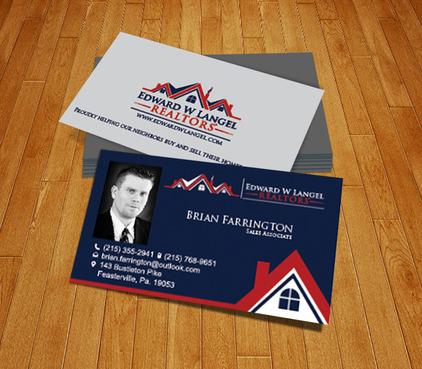 Business Card Business Cards and Stationery  Draft # 148 by raza1ahmed