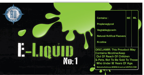 E-Liquid Other  Draft # 45 by Gates26