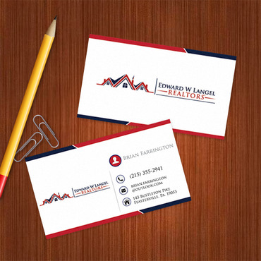 Business Card Business Cards and Stationery  Draft # 167 by PixxelHouse