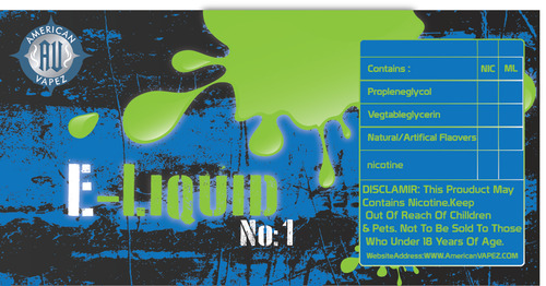 E-Liquid Other  Draft # 55 by Gates26