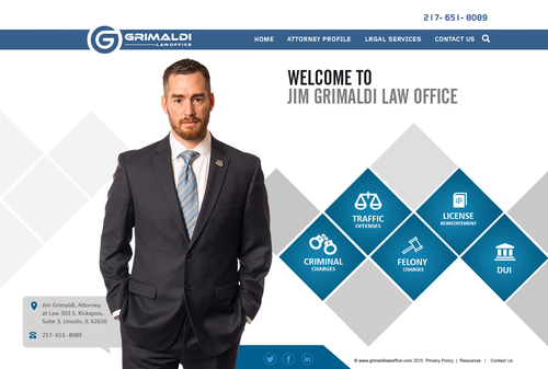 Grimaldi Law Office