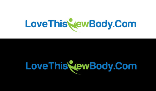 LoveThisNewBody.Com Logo Winning Design by vikilogos