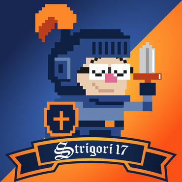 Strigori17 Logo Winning Design by OhMangoTwo