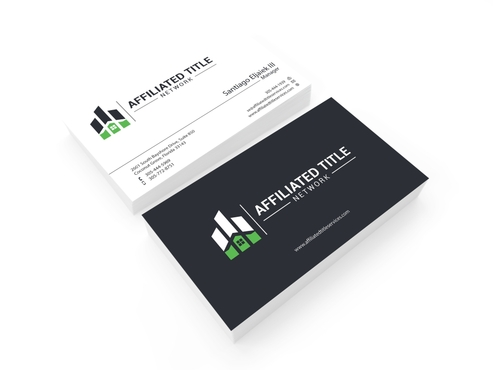 ATS Stationery Business Cards and Stationery  Draft # 270 by gozen