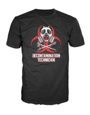 Decontamination Technician Other  Draft # 26 by rudyy