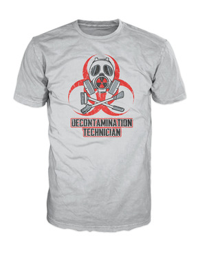 Decontamination Technician Other  Draft # 27 by rudyy