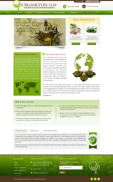 Supplier of organic botanicals, extracts and oils used as ingreidients for skin care and beauty
