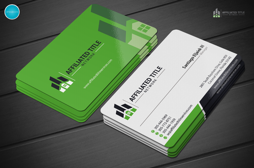 ATS Stationery Business Cards and Stationery  Draft # 396 by aheadpoint