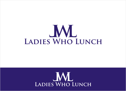 Ladies Who Lunch A Logo, Monogram, or Icon  Draft # 148 by dhira