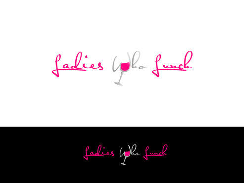 Ladies Who Lunch A Logo, Monogram, or Icon  Draft # 150 by inzdesign