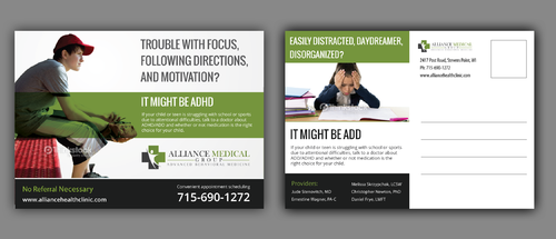 Alliance Medical Group Marketing collateral  Draft # 9 by pivotal