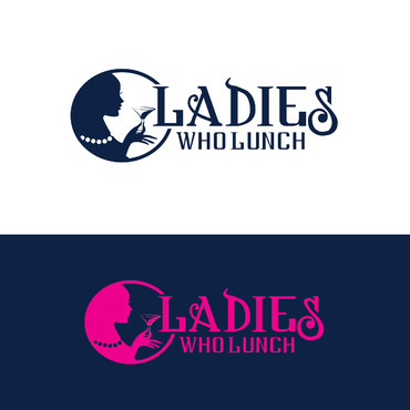 Ladies Who Lunch A Logo, Monogram, or Icon  Draft # 155 by Abdul700