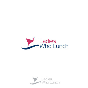 Ladies Who Lunch A Logo, Monogram, or Icon  Draft # 156 by Creations0101
