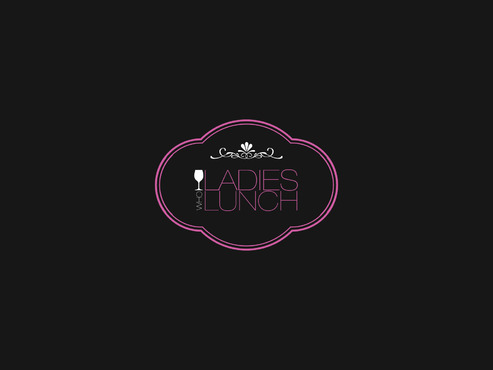 Ladies Who Lunch A Logo, Monogram, or Icon  Draft # 166 by SiDong