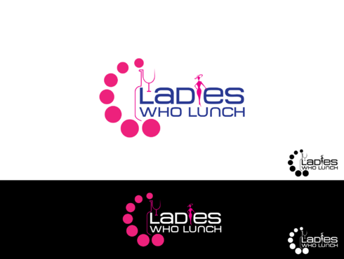 Ladies Who Lunch A Logo, Monogram, or Icon  Draft # 174 by uniquelogo