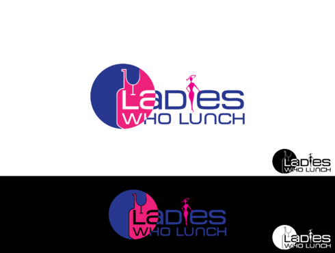Ladies Who Lunch A Logo, Monogram, or Icon  Draft # 176 by uniquelogo