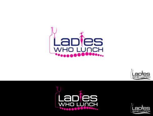 Ladies Who Lunch A Logo, Monogram, or Icon  Draft # 180 by uniquelogo