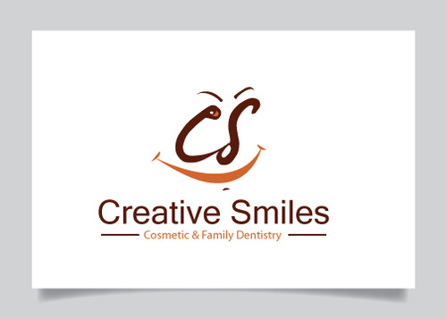 Creative Smiles  A Logo, Monogram, or Icon  Draft # 24 by Goodthinker