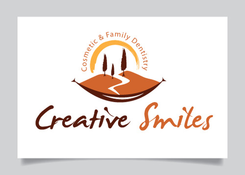 Creative Smiles  A Logo, Monogram, or Icon  Draft # 25 by Goodthinker