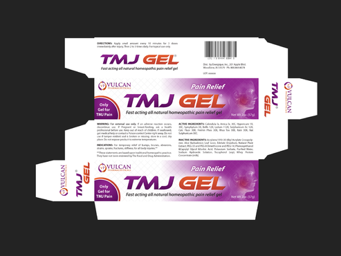 TMJ Gel Other Winning Design by pivotal
