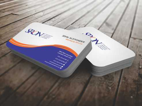 Southland Radiation Oncology Network Business Cards and Stationery  Draft # 125 by Dawson
