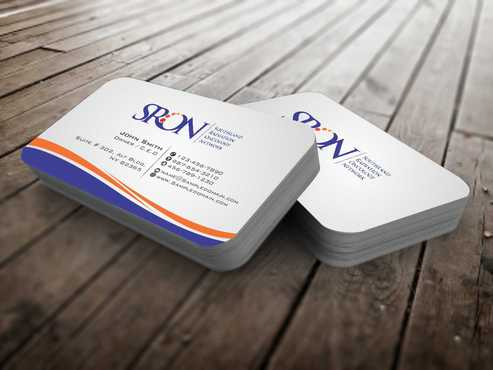Southland Radiation Oncology Network Business Cards and Stationery  Draft # 128 by Dawson